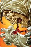 Captain Marvel No. 13 Cover Print by David Lopez