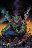 Marvel Secret Wars Posters