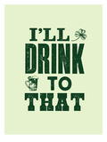 Brett Wilson - I'll Drink to That - Sanat