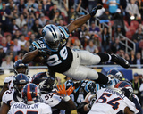 Jonathan Stewart - NFL Super Bowl 50, Feb 7, 2016, Denver Broncos vs Carolina Panthers Photo af Matt Slocum