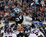 Jonathan Stewart - NFL Super Bowl 50, Feb 7, 2016, Denver Broncos vs Carolina Panthers Photo by Matt Slocum