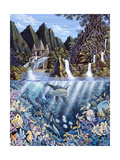 Legends of Lemuria Giclee Print by  Apollo