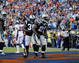 Jonathan Stewart - NFL Super Bowl 50, Feb 7, 2016, Denver Broncos vs Carolina Panthers Photo af Julie Jacobson