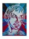 DJ Giclee Print by  Abstract Graffiti