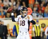 Peyton Manning - NFL Super Bowl 50, Feb 7, 2016, Denver Broncos vs Carolina Panthers Photo by Gregory Payan