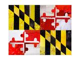 Maryland Giclee Print by  Artpoptart