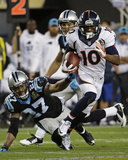 Emmanuel Sanders - NFL Super Bowl 50, Feb 7, 2016, Denver Broncos vs Carolina Panthers Photo by Julio Cortez