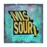 Missouri Giclee Print by  Art Licensing Studio