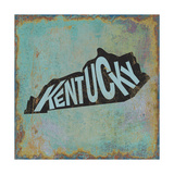 Kentucky Giclee Print by  Art Licensing Studio