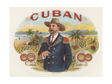 Cuban Giclee Print by  Art Of The Cigar