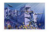 Guardian of the Sea Giclee Print by  Apollo
