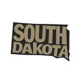 South Dakota Giclee Print by  Art Licensing Studio