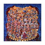 Concertanti Furioso Giclee Print by Bill Bell