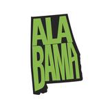 Alabama Giclee Print by  Art Licensing Studio