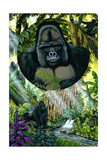 A Question of Survival Giclee Print by  Apollo