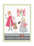 Alice in Wonderland Giclee Print by Effie Zafiropoulou