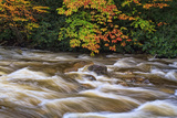 West Prong Rapids 3 Photographic Print by Bob Rouse