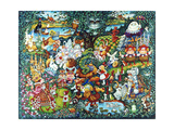 Wonderland Giclee Print by Bill Bell