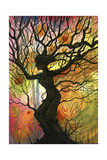 Tree of Life I Giclee Print by Cherie Roe Dirksen