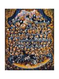 Symphonia Giclee Print by Bill Bell