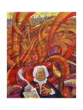 Bach Giclee Print by Bill Bell