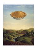 Tarta en el cielo Lámina giclée por Dan Craig
