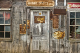 coates grocery Photographic Print by Bob Rouse