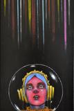 Starship-stella Giclee Print by Craig Snodgrass