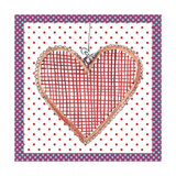 Christmas Heart Giclee Print by Effie Zafiropoulou