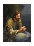 The Intercession Giclee Print by David Lindsley