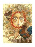 The Funkadelic Dawn Giclee Print by David Galchutt