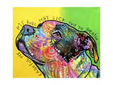 Lick You to Death Giclee Print by Dean Russo