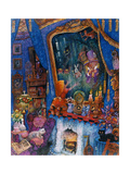 The Looking Glass Giclee Print by Bill Bell