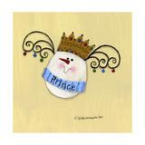 Egg Prince Giclee Print by Debbie McMaster