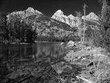 Grand Teton 01 Photographic Print by Gordon Semmens