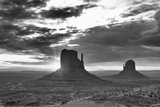 Monument Valley 03 Photographic Print by Gordon Semmens