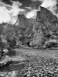 Zion 01 Photographic Print by Gordon Semmens