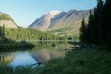 Glacier National Park 23 Photographic Print by Gordon Semmens
