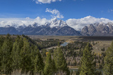 Snake River Overlook Photographic Print by  Galloimages Online