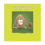 Monkey Business Giclee Print by  FS Studio
