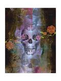Skullminder Giclee Print by Greg Simanson