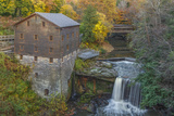 Lanterman's Mill Photographic Print by  Galloimages Online