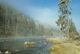Yellowstone 01 Photographic Print by Gordon Semmens