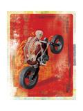 Biker 2 Giclee Print by Greg Simanson