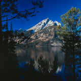 Teton Photographic Print by Gordon Semmens