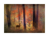 The Visitor Giclee Print by Jessica Jenney