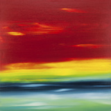 Sunset 1 Giclee Print by Hilary Winfield