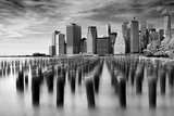 Manhattan from Brooklyn Photographic Print by Jessica Jenney