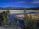 Yellowstone River Photographic Print by J.D. Mcfarlan