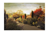 The Gilded Garden Giclee Print by Jessica Jenney
